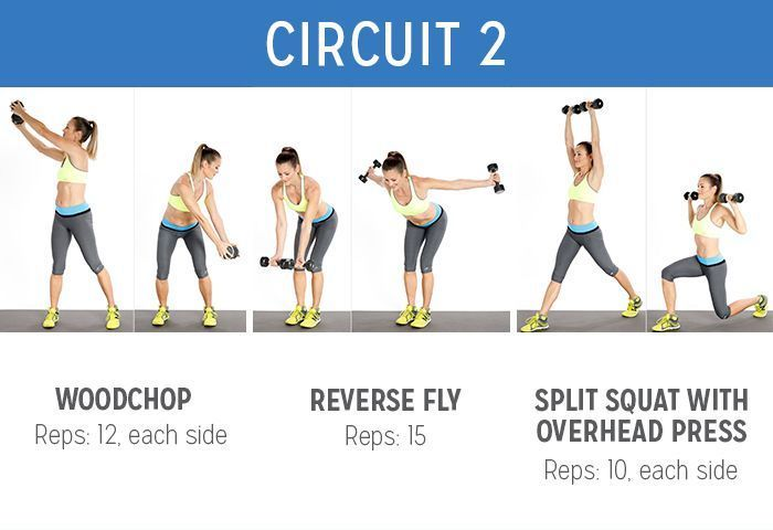 30-minute full body workout