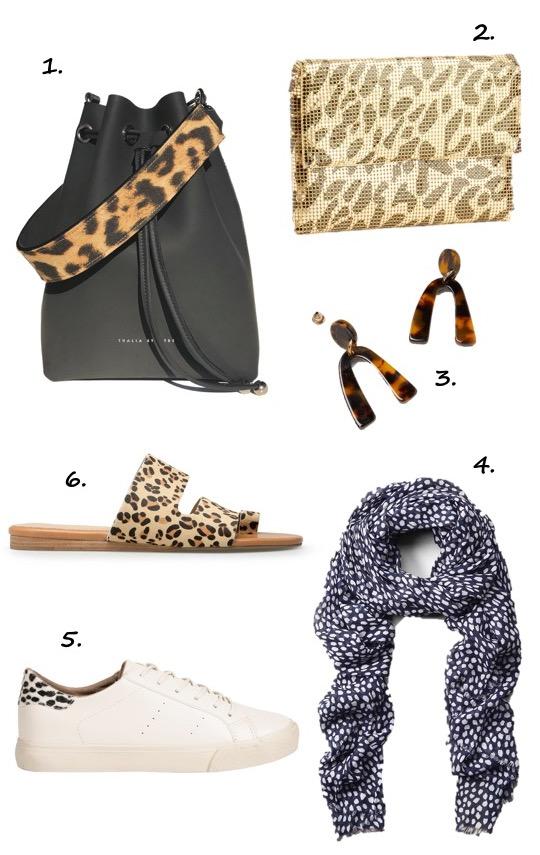 Leopard print fashion 2018