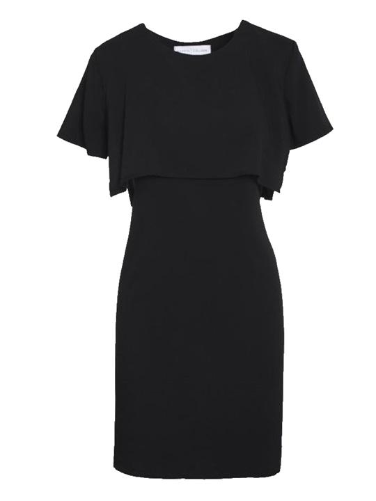 Napa Dress Black Shopfront