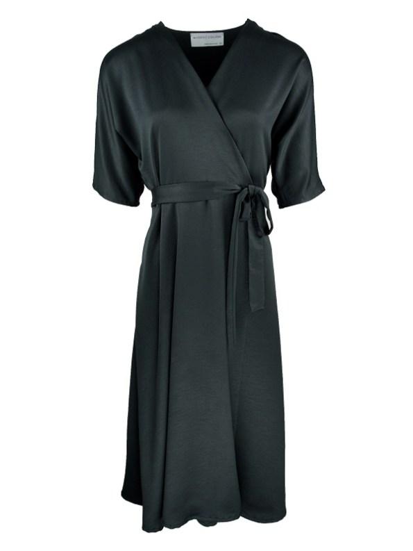 Mareth Colleen Bea Dress Black Shopfront