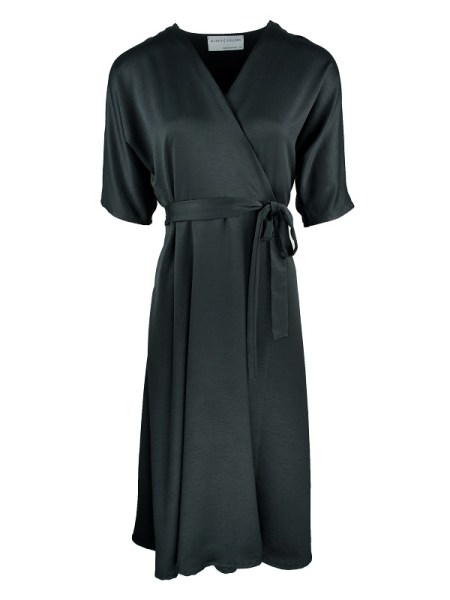 Mareth Colleen Bea Dress Black Shopfront