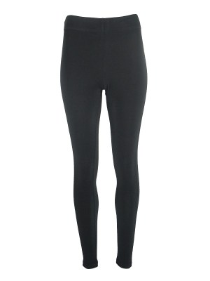 Black high-waisted leggings from South Africa