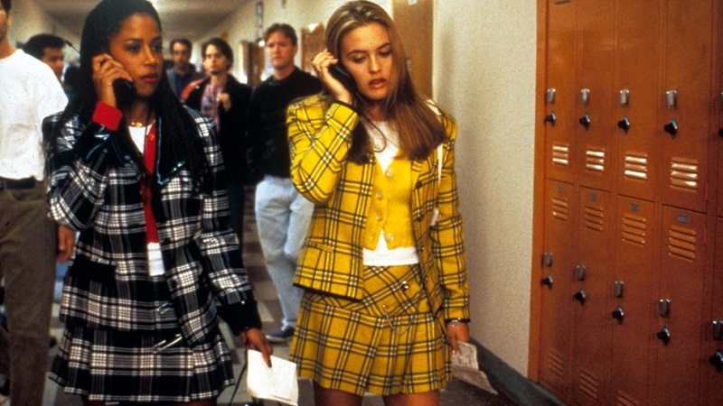 Check clothing Clueless