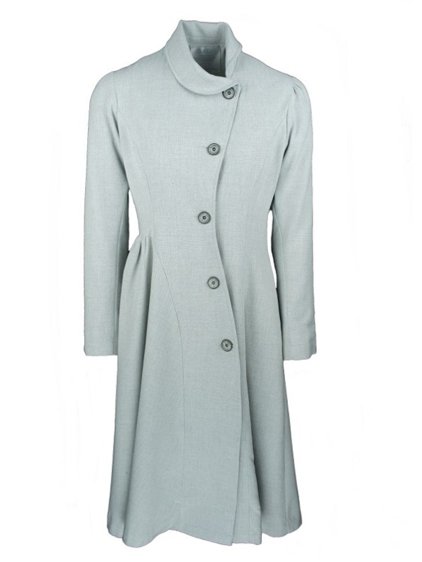 Smudj Vivienne Coats Light Grey Shopfront