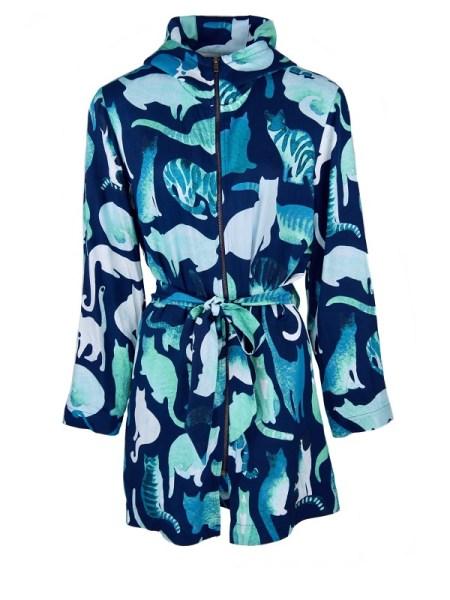 Good Clothing Rainingcats Blue Cats
