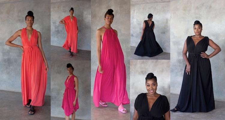 ERRE The Myri Dress