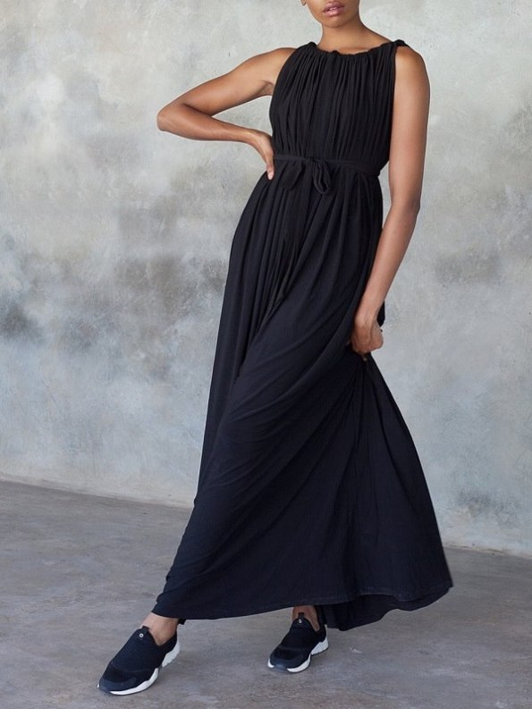 Erre Multi-way Myri Dress Black 1