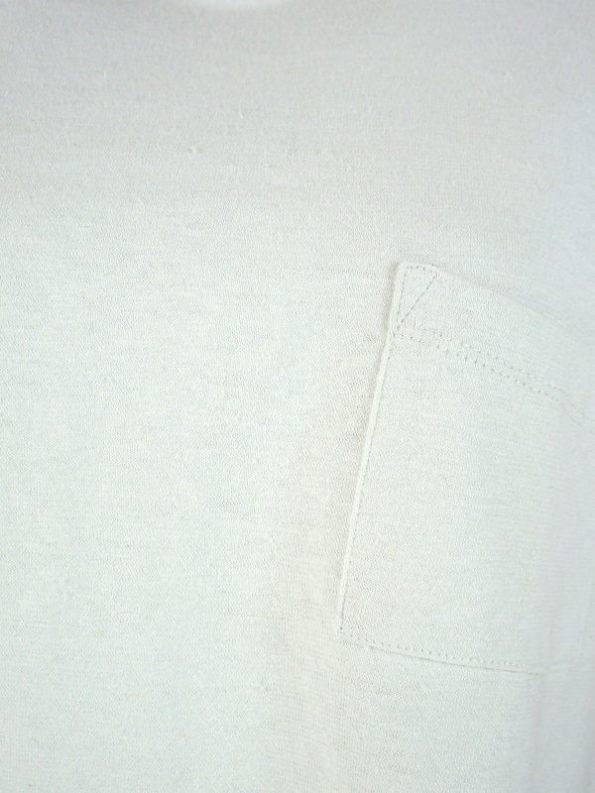 Good Hemp T-Shirt White Fabric