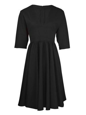 JMVB Remy Party Dress Black Shopfront