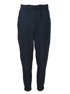 Navy linen jogger made in South Africa