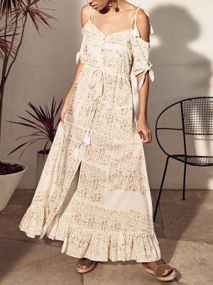 Asha Eleven Saharara Dress Enso Slit