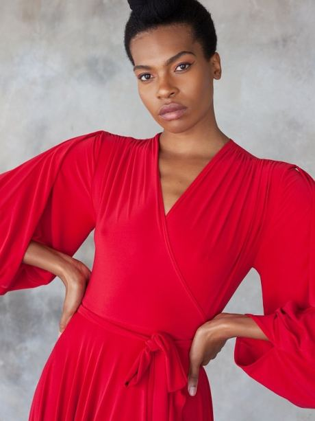Red evening dresses Johannesburg