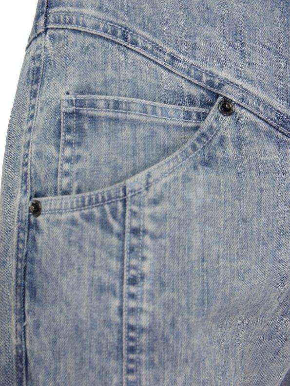 Smudj Maysi Jean Vintage Stone Wash Pocket