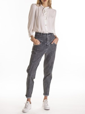Vintage grey jeans