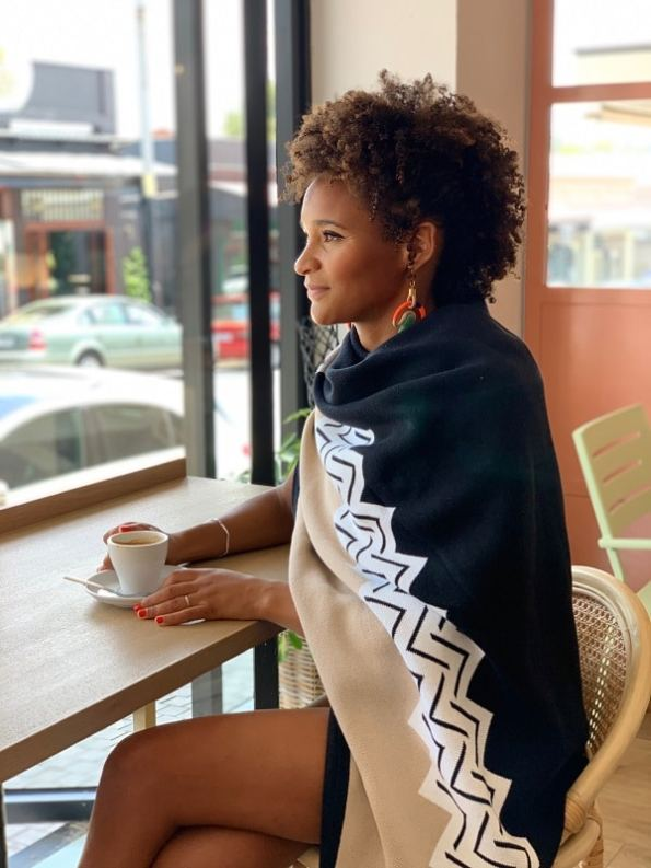 African Style Story Romaria Wrap