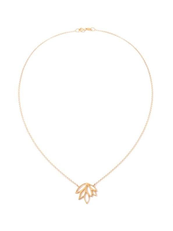 Kirsten Goss Balti 2.0 Necklace Gold