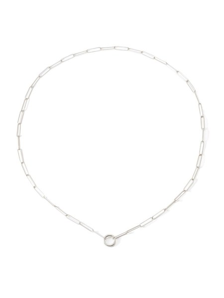 Kirsten Goss Lifesaver Rocket 80 Necklace Silver