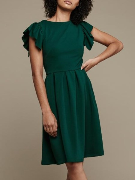 Stretch green dress South Africa