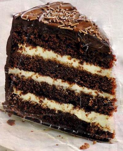 Easy indulgent chocolate cake recipe