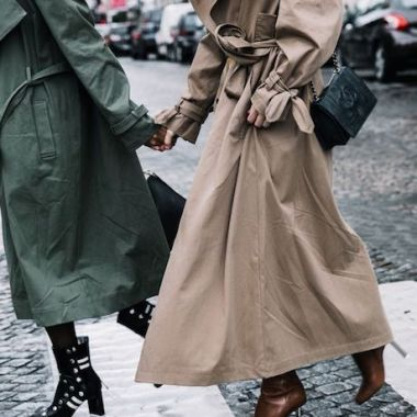 5 CLASSIC WINTER COATS AND HOW WE'RE WEARING THEM