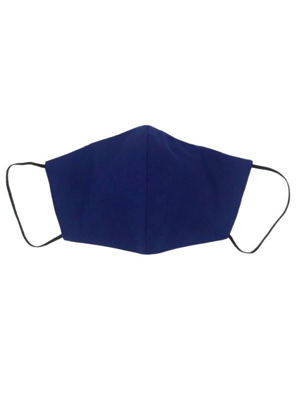 JMVB Face Mask Royal Blue Front