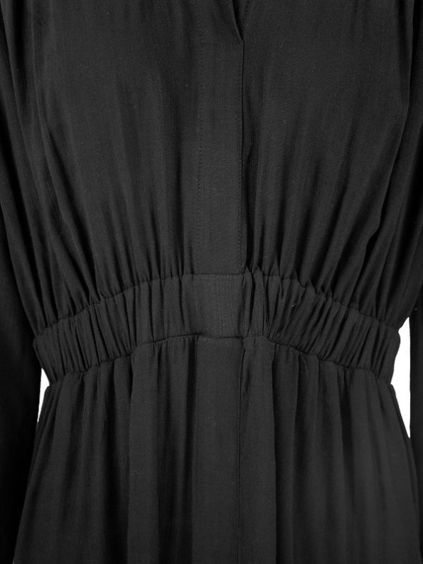 Mareth Colleen Isla Dress Black Detail
