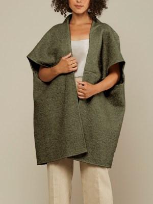 Sage green kimono style jacket South Africa