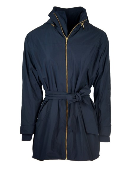 Mareth Colleen Parka Jacket Navy