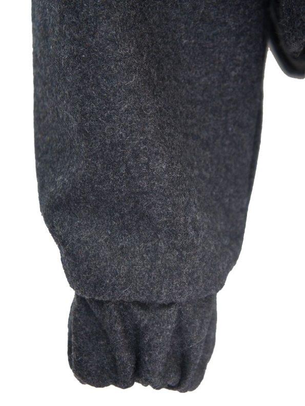 Mareth Colleen Tom Bomber Jacket Cuff Detail
