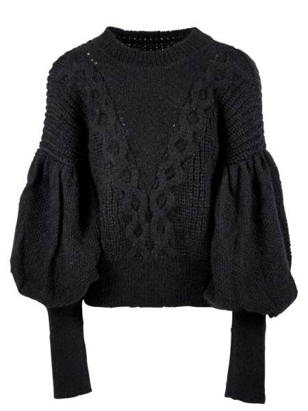 Black Mohair Jersey Sweater South Africa