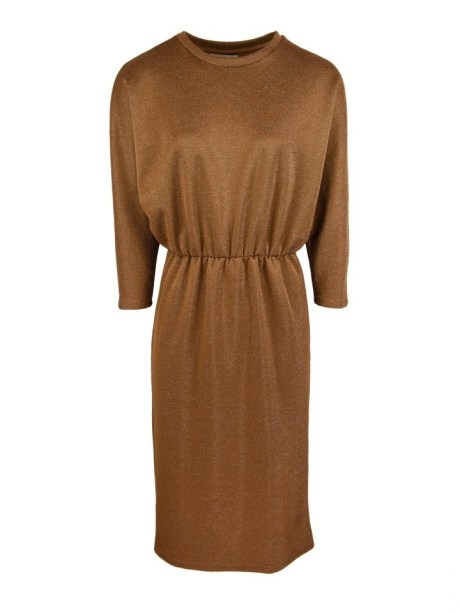 Copper gold sparkle slip dress made in South Africa