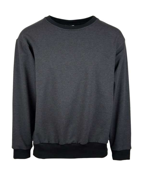 JMVB Athleisure Sweater Charcoal