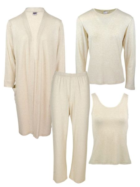 beige knit loungewear set South Africa