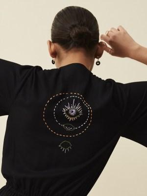 black jumpsuit ladies jumpsuit Tencel South Africa