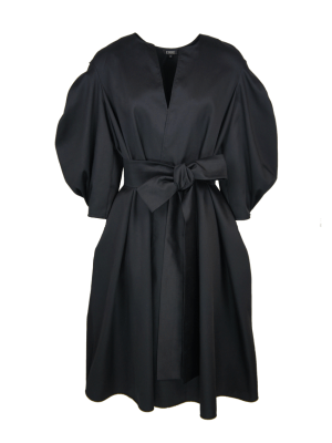 black cotton women's summer coat black South Africa