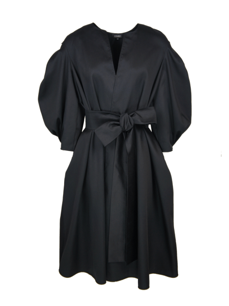 black cotton women's summer coat black South Africa