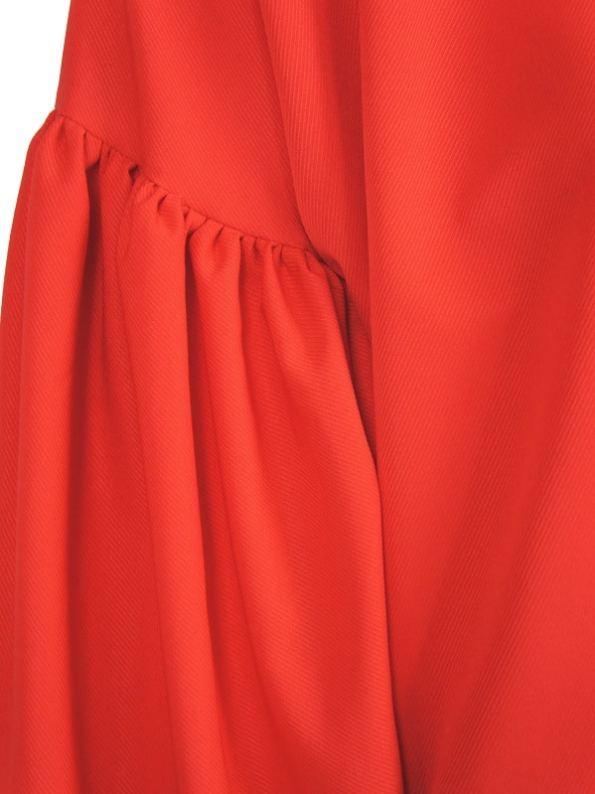 Erre Flex Red Sweater Sleeve Detail