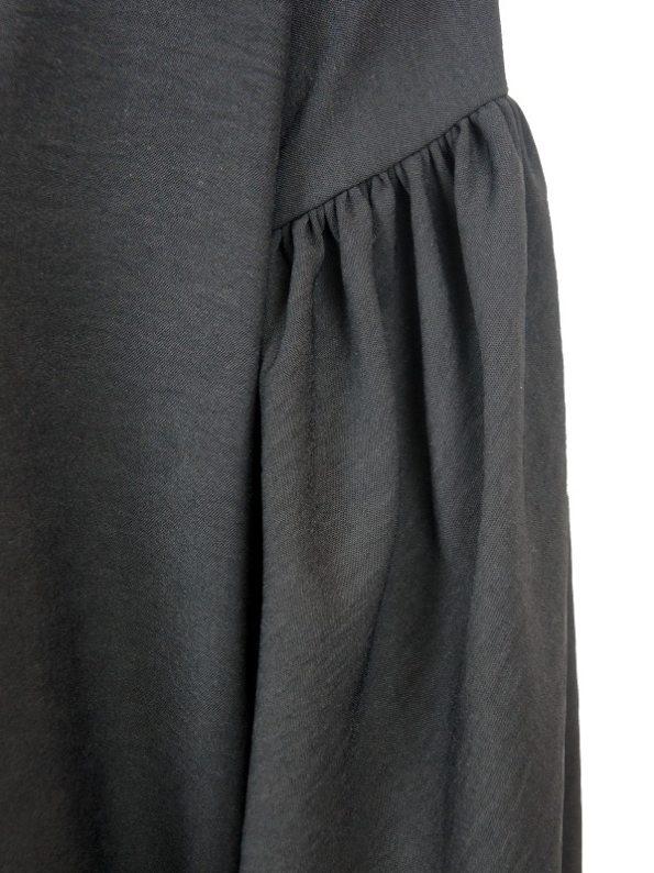 Erre Flex Summer Sweater Black Detail