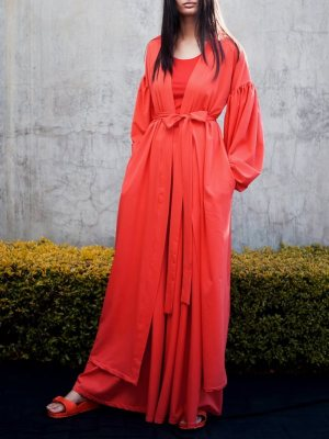 red lightweight coat Summer South Africa