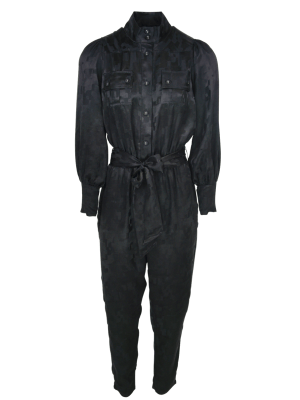 black utility jumpsuit for women South Africa