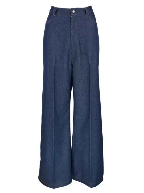 JMVB High Waisted Wide Leg Jeans