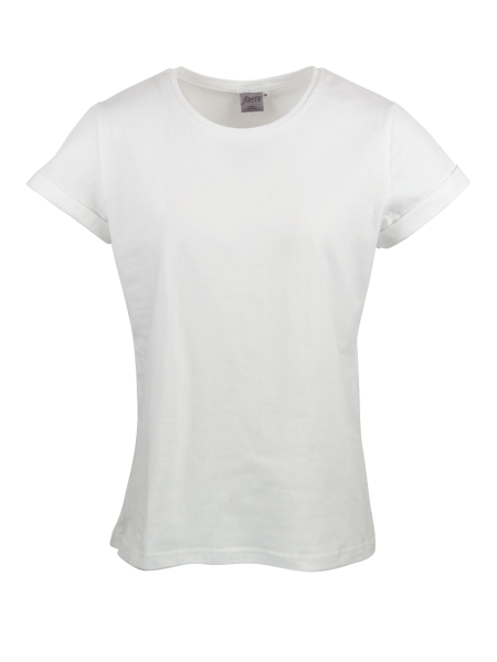 White round neck T shirt Women South Africa