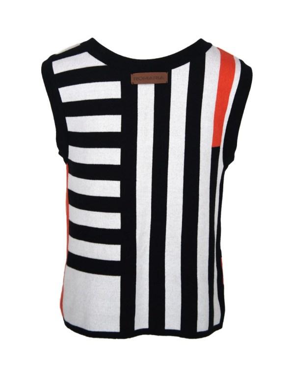 Romaria Pacgirl Sleeveless Vest Back