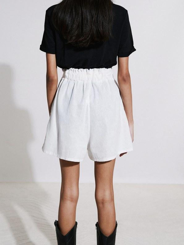 Asha Eleven Salama Shorts Natural 1