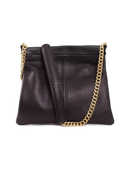 black shoulder bag with chain strap South Africa