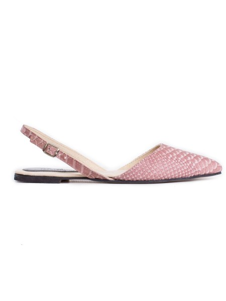 Pink leather slingback shoes South Africa