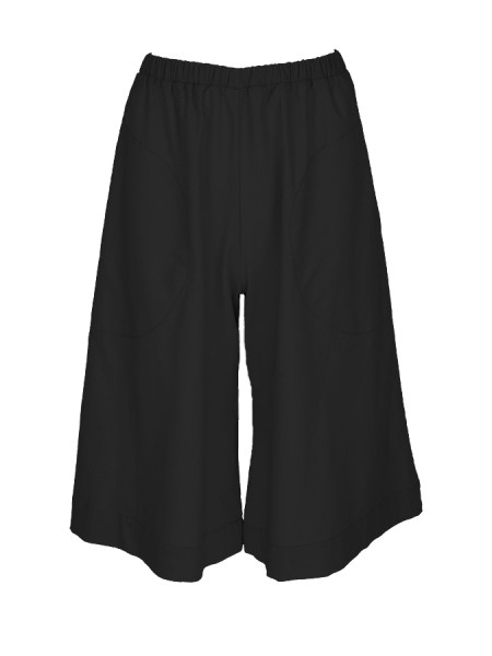 linen culottes plus size black South Africa