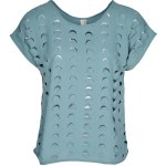 Pastel Blue T-shirt Womens South Africa