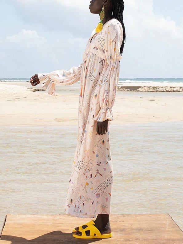 Asha Eleven Dada Maxi Dress Follow Your Signs 3