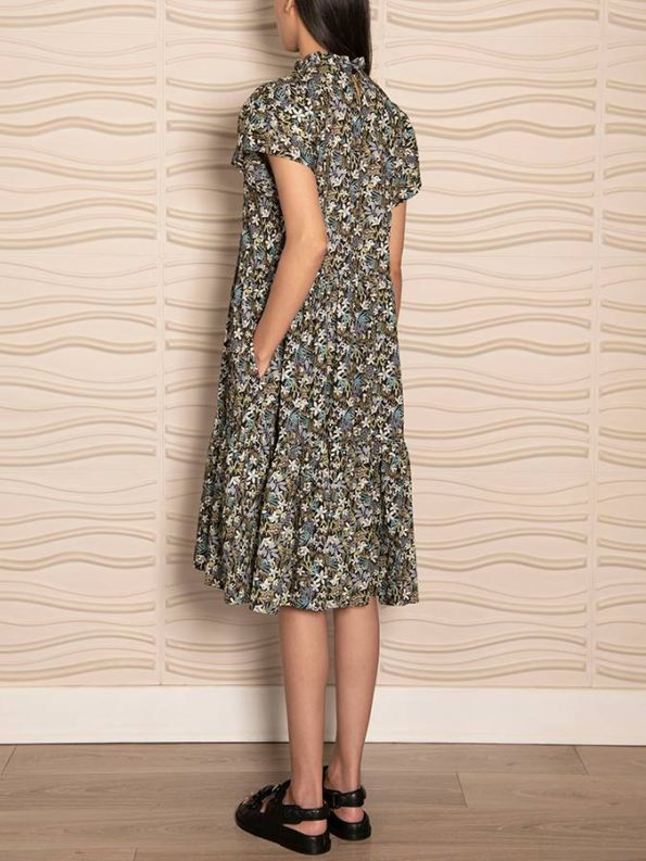 Smudj Chasing Aimee Mini Dress Back NS
